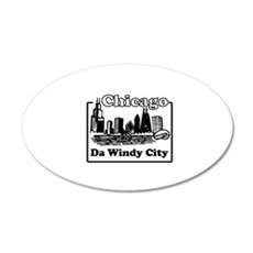 Windy City Wall Decal