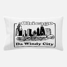Windy City Pillow Case