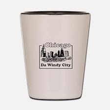 Windy City Shot Glass