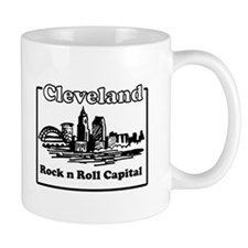 Rock N Roll Capital Mugs