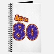 Made in 80 Journal