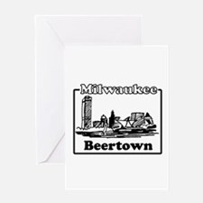 Beertown Greeting Cards