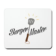 Burger Master Mousepad
