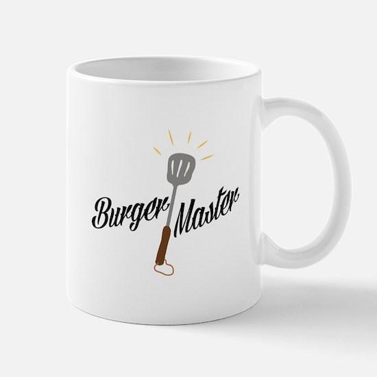 Burger Master Mugs