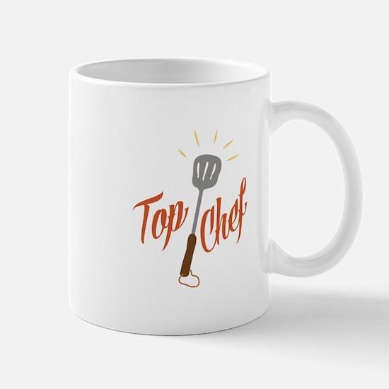 Top Chef Mugs