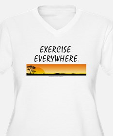TOP Exercise Ever T-Shirt
