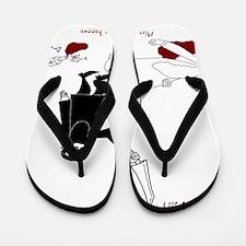 Rabbinic Purim Flip Flops