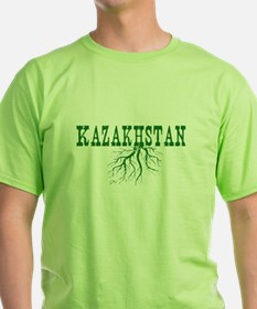 Kazakhstan Roots T-Shirt