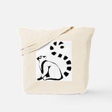 Dirty Lemur Tote Bag