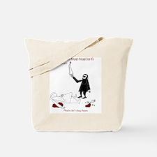 Rabbinic Purim Tote Bag