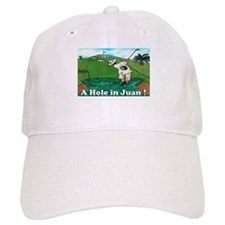 """A Hole in Juan"" Baseball Cap"