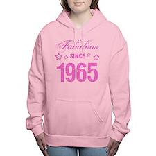Fabulous Since 1965 Women's Hooded Sweatshirt