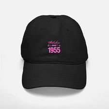 Fabulous Since 1955 Baseball Hat