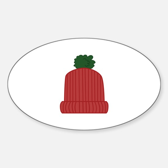 Winter Cap Decal