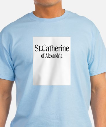 St. Catherine of Alexandria T-Shirt
