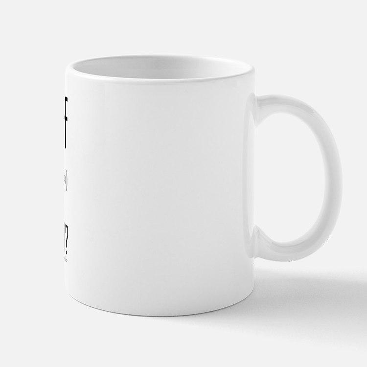 Equation Small Small Mug