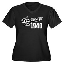 Awesome Since Plus Size T-Shirt