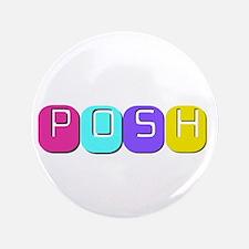 "Posh 3.5"" Button"