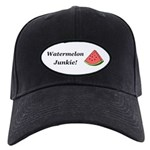 Watermelon Junkie Black Cap