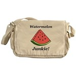 Watermelon Junkie Messenger Bag