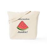 Watermelon Junkie Tote Bag