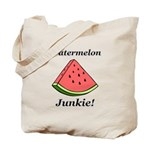 Watermelon Junkie Tote Bag