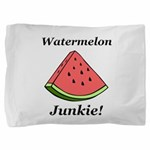 Watermelon Junkie Pillow Sham