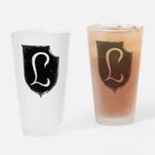 The Only L Drinking Glass
