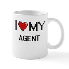 I love my Agent Mugs