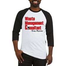 Waste Management Baseball Jersey