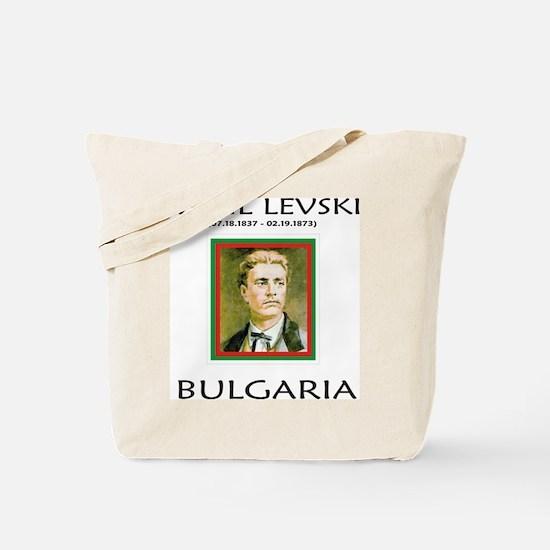 Vasil Levski Tote Bag