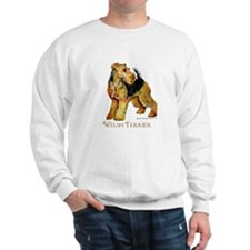 Welsh Terrier Design Sweatshirt