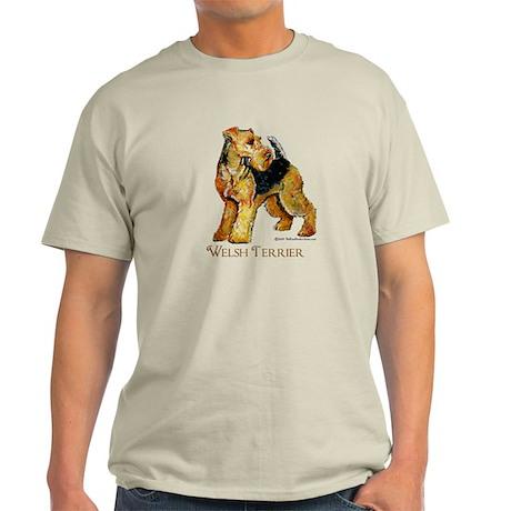 Welsh Terrier Design Light T-Shirt