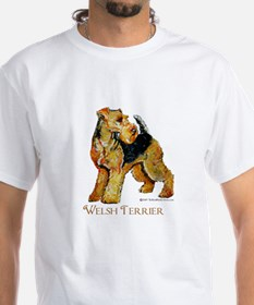 Welsh Terrier Design Shirt