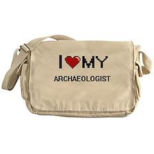 I love my Archaeologist Messenger Bag