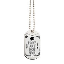 Cute Protest Dog Tags