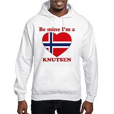 Knutsen, Valentine's Day Hoodie