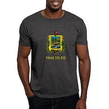 Escudo de Pinar del Rio T-Shirt