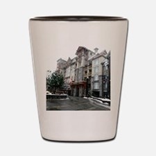 Downtown Whistler Village Shot Glass