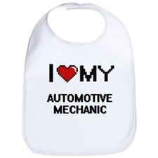 I love my Automotive Mechanic Bib