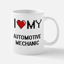 I love my Automotive Mechanic Mugs