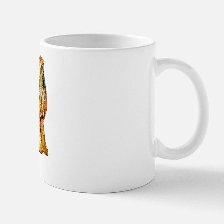 Welshie Double Trouble Mug