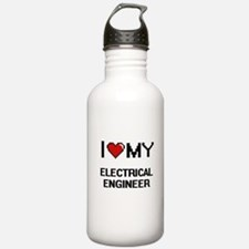 I love my Electrical E Water Bottle