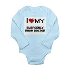 I love my Emergency Room Doctor Body Suit