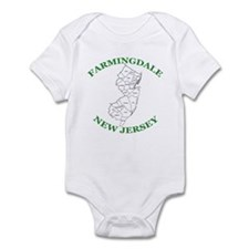 Farmingdale New Jersey Infant Bodysuit