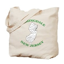 Farmingdale New Jersey Tote Bag
