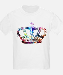 Funny Cross and crown T-Shirt