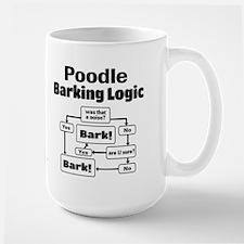 Poodle Logic Mug