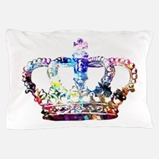 Unique Crown Pillow Case