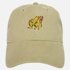 Baseball Baseball Cap Hat with Griffin Gryphon
